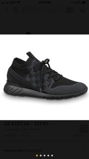 Louis Vuitton Fastlane Sneakers