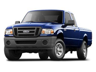 2008 Ford Ranger XLT (Oxford White)