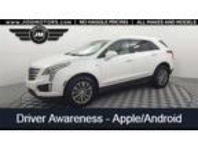 Used 2017 Cadillac XT5 Crystal White, 40.2K miles