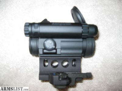 For Sale: AIMPOINT COMPM5 Red Dot sight