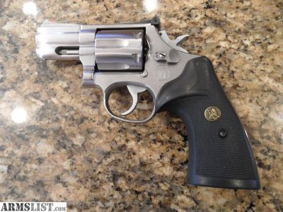 For Sale/Trade: S&W 686-3 Snubnose Prelock 357