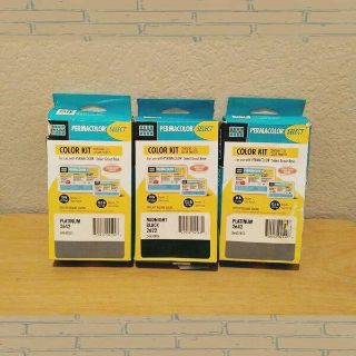 LOT OF 3 NEW BOXES OF PERMACOLOR GROUT BASE