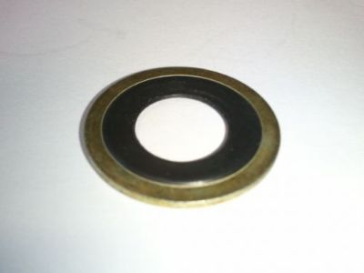 "Sell New 1/2"" ID. 1"" OD Oil Pan Or Transmission Pan Drain Plug Washer / Gasket motorcycle in Chatsworth, California, United States, for US $2.95"