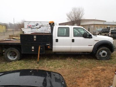 2006 Ford F-550 XL Super Duty