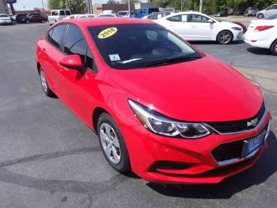 Used 2018 Chevrolet Cruze 4dr Sdn