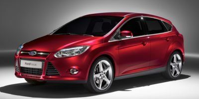 2014 Ford Focus SE (Ruby Red Tinted Clearcoat)