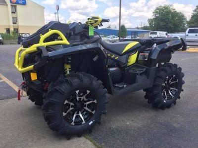 2018 Can-Am Outlander X mr 1000R Utility ATVs Brilliant, OH