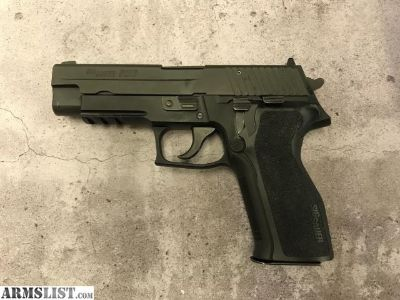 For Sale: Used Sig Sauer P226 W/ 1 Pre-ban Mag