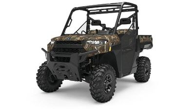 2019 Polaris Ranger XP 1000 EPS Ride Command Side x Side Utility Vehicles Leesville, LA