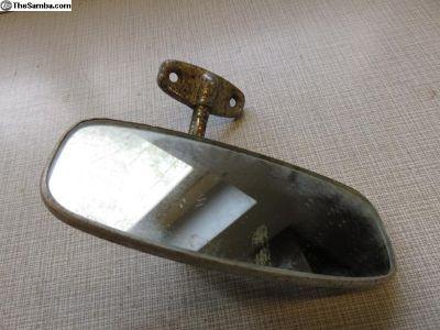 '55-'65 split bus rear view mirror
