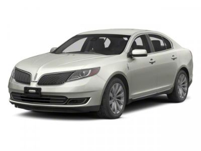 2013 Lincoln MKS EcoBoost (BLACK)