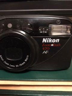 Nikon Zoom 470 Camera