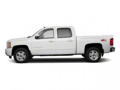 2010 Chevrolet Silverado 1500 LT (Summit White)