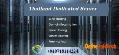 Thailand Dedicated Server Most Popular in the Web Hosting Field