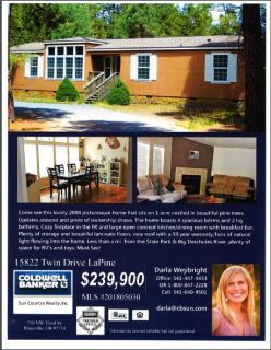 Open House this Saturday!!!