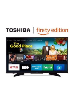 Toshiba 43 inch smart hdtv fire tv edition - best christmas gift