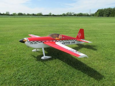 """Aeroworks 96"""" extra 260"""