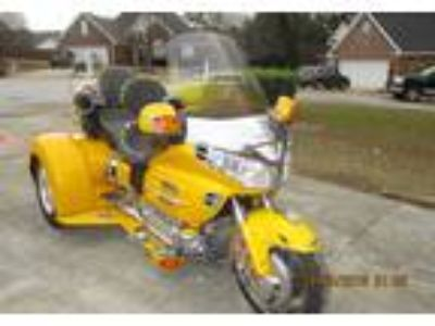 2002 Honda GL1800-Goldwing-Trike Touring in Grovetown, GA