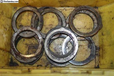 Transmission Axle Keyed Retaining Washers