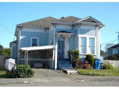 4 Bed 2.5 Bath Foreclosure Property in Eureka, CA 95501 - J St