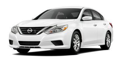2017 Nissan Altima 2.5 Sedan (Brilliant Silver)