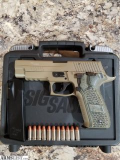For Sale/Trade: Sig 226 elite scorpion
