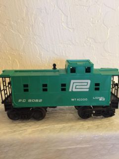 Lionel Green Caboose