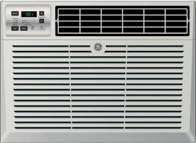 GE 14,000 BTU 11.8 EER 115V Electronic Room Window Air Conditioner