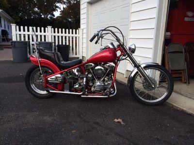 Harley DavidsonPanhead Chopper