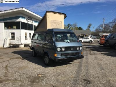 1982 Westfalia Turbo Diesel 1.9l