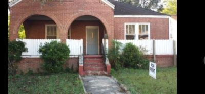 HOUSE  2 BEDROOMS 1 BATH IN MACON