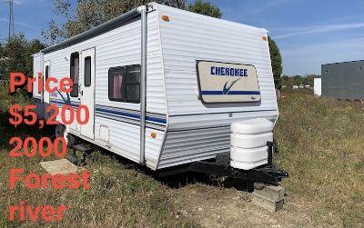2000 Cherokee Travel Trailer
