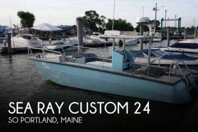 1973 Sea Ray Custom 24