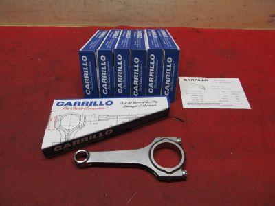 "Carrillo 6"" Billet Rods New"