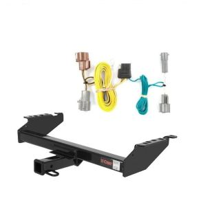 Buy Curt Class 4 Trailer Hitch & Wiring for 1989-1991 Ford Bronco motorcycle in Greenville, Wisconsin, US, for US $187.81