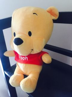 Winnie the pooh collectors plush doll toy
