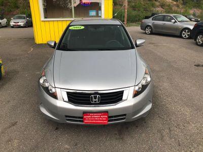 2008 Honda Accord LX (Alabaster Silver Metallic)