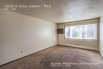 MOVE IN SPECIAL - 2 Bedroom Apartment For Rent!!