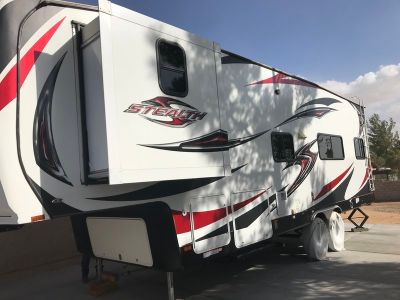 2015 Forest River Stealth WA2812G