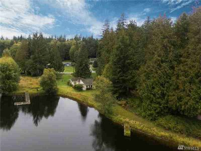 8329 Lake Ketchum Rd Stanwood Two BR, Country charmer nestled