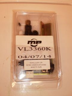VL3360K - Universal Combination Valve Kit - Disc/Drum Applications