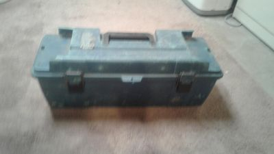 Old Plano toolbox