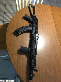 For Sale: Like New Arsenal SLR 107-FR with Extras -No Longer Being Imported-