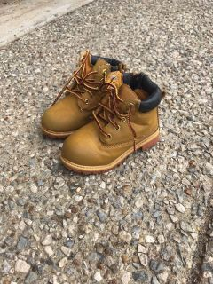 Faded Glory Toddler Workboots