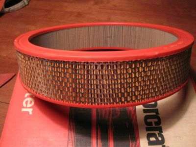 Purchase MOTORCRAFT FA - 50 AIR FILTER BOSS 351 SHELBY 428 500 KR FORD MUSTANG motorcycle in Broken Arrow, Oklahoma, US, for US $310.00