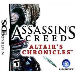 Assassin's Creed: Altair's Chronicles NDS