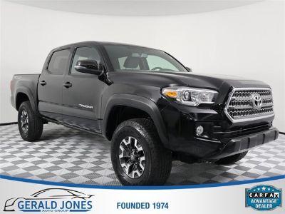 2017 Toyota Tacoma TRD Offroad (black)