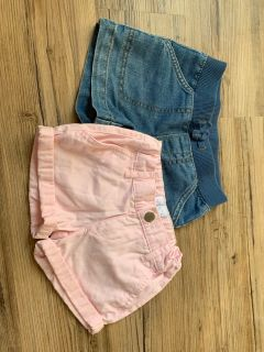Place and faded glory shorts size 5