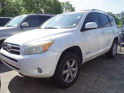 Used 2007 Toyota RAV4 2WD 4dr 4-Cyl