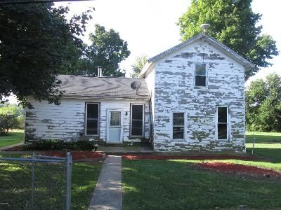 4 Bed 1 Bath Foreclosure Property in Pittsford, MI 49271 - E Market Rd